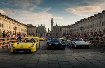 Dallara Meeting 1 - Salone Auto Torino Parco Valentino