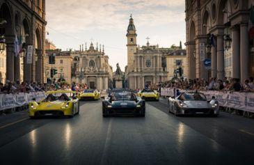 Dallara Meeting 8 - Salone Auto Torino Parco Valentino