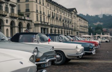 Renault Floride Caravelle Club 7 - Salone Auto Torino Parco Valentino