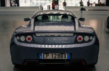 Tesla Club Italy Revolution 9 - Salone Auto Torino Parco Valentino
