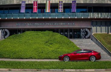 Tesla Club Italy Revolution 12 - Salone Auto Torino Parco Valentino