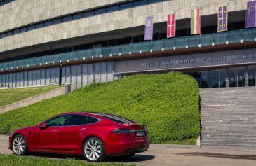 Tesla Club Italy Revolution 14 - Salone Auto Torino Parco Valentino