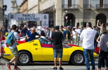 Gran Premio 2018 4 - Salone Auto Torino Parco Valentino