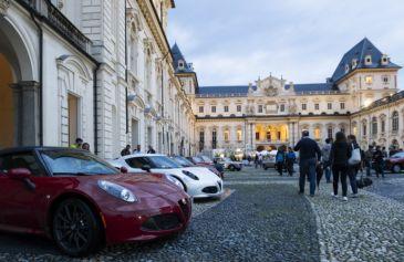 I Biscioni - Alfa Romeo  21 - Salone Auto Torino Parco Valentino