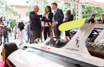 Inauguration 21 - Salone Auto Torino Parco Valentino