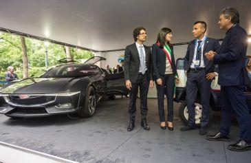 Inaugurazione 29 - Salone Auto Torino Parco Valentino
