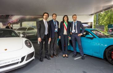 Inauguration 30 - Salone Auto Torino Parco Valentino