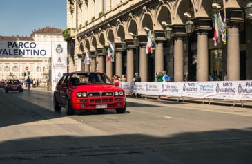 Lancia Delta Sotto la Mole 6 - Salone Auto Torino Parco Valentino