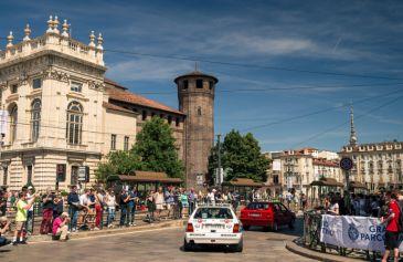 Lancia Delta Sotto la Mole 13 - Salone Auto Torino Parco Valentino