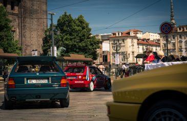 Lancia Delta Sotto la Mole 15 - Salone Auto Torino Parco Valentino