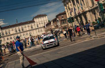 Lancia Delta Sotto la Mole 20 - Salone Auto Torino Parco Valentino