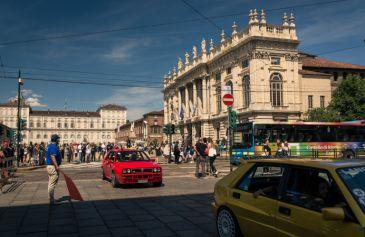 Lancia Delta Sotto la Mole 24 - Salone Auto Torino Parco Valentino