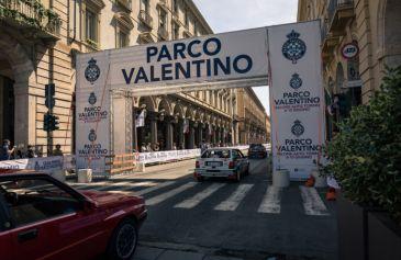 Lancia Delta Sotto la Mole 25 - Salone Auto Torino Parco Valentino