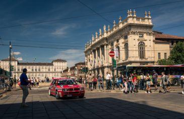Lancia Delta Sotto la Mole 29 - Salone Auto Torino Parco Valentino