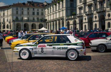 Lancia Delta Sotto la Mole 3 - Salone Auto Torino Parco Valentino