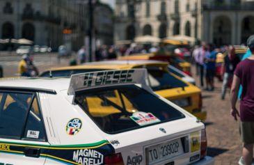 Lancia Delta Sotto la Mole 34 - Salone Auto Torino Parco Valentino