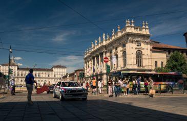Lancia Delta Sotto la Mole 36 - Salone Auto Torino Parco Valentino