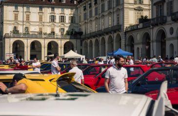 Lancia Delta Sotto la Mole 38 - Salone Auto Torino Parco Valentino