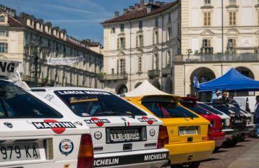 Lancia Delta Sotto la Mole 40 - Salone Auto Torino Parco Valentino
