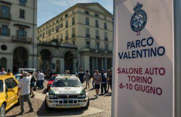 Lancia Delta Sotto la Mole 41 - Salone Auto Torino Parco Valentino