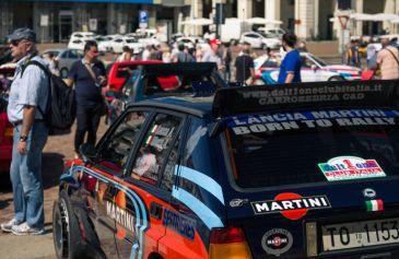 Lancia Delta Sotto la Mole 43 - Salone Auto Torino Parco Valentino
