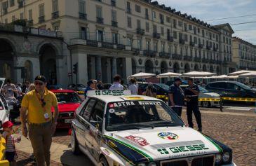 Lancia Delta Sotto la Mole 47 - Salone Auto Torino Parco Valentino