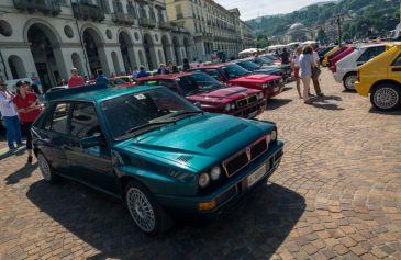 Lancia Delta Sotto la Mole 4 - Salone Auto Torino Parco Valentino