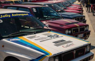 Lancia Delta Sotto la Mole 54 - Salone Auto Torino Parco Valentino