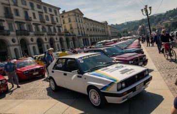 Lancia Delta Sotto la Mole 55 - Salone Auto Torino Parco Valentino