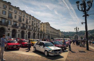 Lancia Delta Sotto la Mole 1 - Salone Auto Torino Parco Valentino