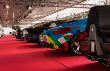 Mostra Prototipi 4 - Salone Auto Torino Parco Valentino