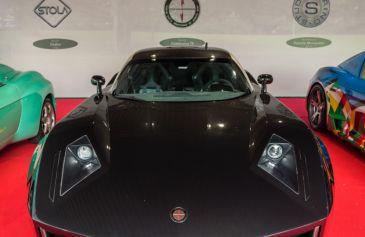 Mostra Prototipi 9 - Salone Auto Torino Parco Valentino
