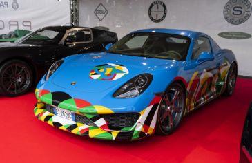 Mostra Prototipi 14 - Salone Auto Torino Parco Valentino