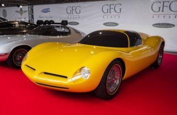 Mostra Prototipi 21 - Salone Auto Torino Parco Valentino