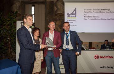 Car Design Award 2018 37 - Salone Auto Torino Parco Valentino