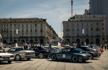 I Registri Classici Porsche 1 - Salone Auto Torino Parco Valentino
