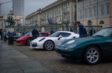 Supercar Night Parade 1 - Salone Auto Torino Parco Valentino