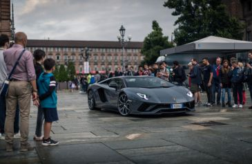 Supercar Night Parade 22 - Salone Auto Torino Parco Valentino