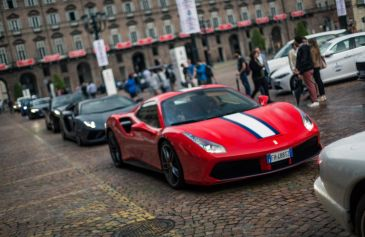 Supercar Night Parade 8 - Salone Auto Torino Parco Valentino