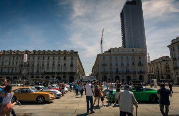 The Porsche Run 1 - Salone Auto Torino Parco Valentino