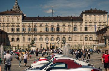 The Porsche Run 2 - Salone Auto Torino Parco Valentino