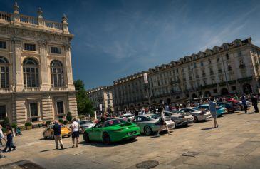 The Porsche Run 3 - Salone Auto Torino Parco Valentino