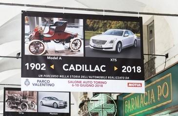 Un percorso nella Storia dell'Automobile 7 - Salone Auto Torino Parco Valentino