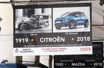 Un percorso nella Storia dell'Automobile 19 - Salone Auto Torino Parco Valentino