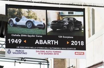Un percorso nella Storia dell'Automobile 33 - Salone Auto Torino Parco Valentino