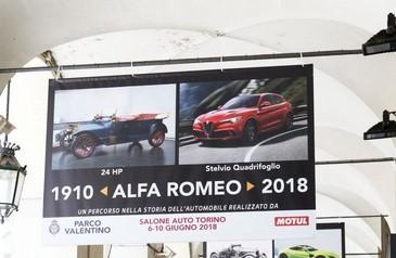 Un percorso nella Storia dell'Automobile 13 - Salone Auto Torino Parco Valentino