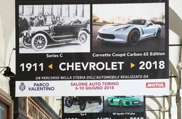 Un percorso nella Storia dell'Automobile 14 - Salone Auto Torino Parco Valentino