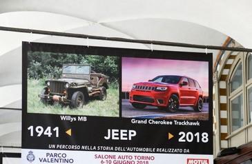 Un percorso nella Storia dell'Automobile 27 - Salone Auto Torino Parco Valentino