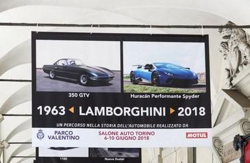Un percorso nella Storia dell'Automobile 37 - Salone Auto Torino Parco Valentino
