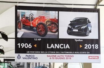 Un percorso nella Storia dell'Automobile 10 - Salone Auto Torino Parco Valentino